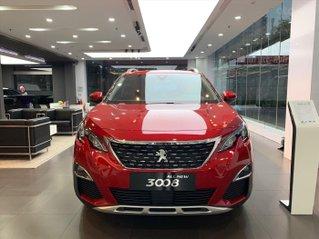 Peugeot 3008, bản full giá, ưu đãi chỉ còn 1069Tr + quà tặng