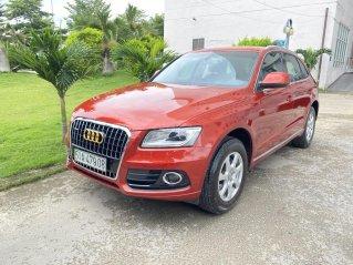 Bán Audi Q5 2.0TFSi, sản xuất 2012, xe một đời chủ mua mới, chạy 96000 km, bảo dưỡng rất kỹ, xe còn rất đẹp