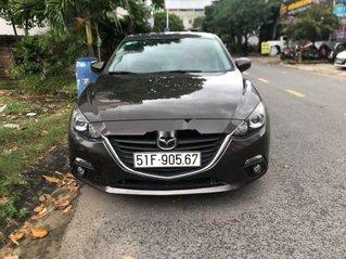 Cần bán Mazda 3 năm sản xuất 2016, giá tốt