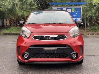 Cần bán xe Kia Morning sản xuất 2018, màu đỏ