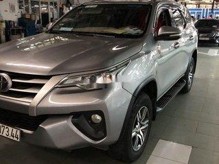 Cần bán Toyota Fortuner năm sản xuất 2017, nhập khẩu số sàn