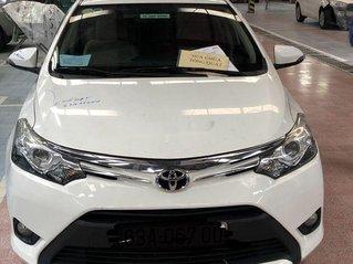 Bán Toyota Vios năm 2017, số tự động, giá cạnh tranh