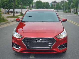 Bán xe Hyundai Accent năm 2019, màu đỏ