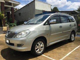 Bán xe Toyota Innova sản xuất năm 2009, màu bạc