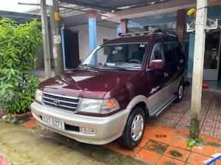 Gia đình bán Toyota Zace đời 2002, màu đỏ, nhập khẩu