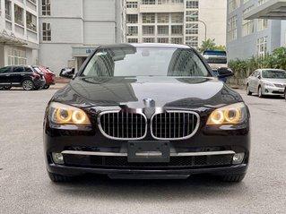Bán BMW 7 Series 730Li sản xuất 2011, xe nhập số tự động