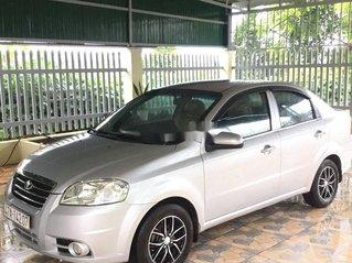 Bán ô tô Daewoo Gentra đời 2011, màu bạc, giá chỉ 170 triệu