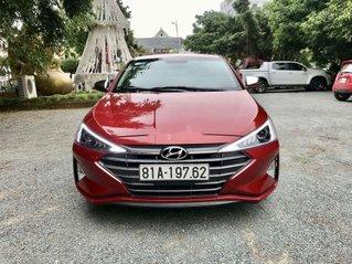 Cần bán Hyundai Elantra 1.6 AT năm 2019, màu đỏ