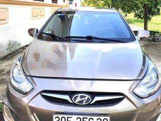 Chính chủ bán ô tô Hyundai Accent đời 2011, màu nâu, xe nhập