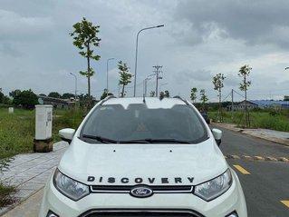 Bán Ford EcoSport đời 2014, màu trắng