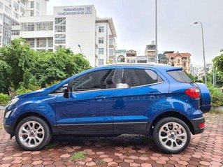 Bán Ford EcoSport đời 2018, màu xanh lam
