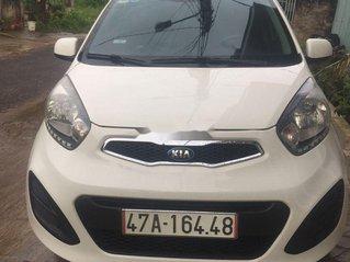 Chính chủ bán Kia Morning đời 2013, màu trắng số sàn