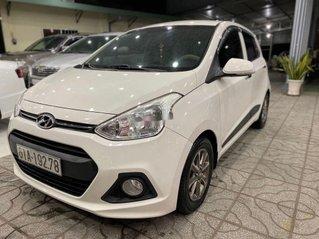 Bán Hyundai Grand i10 đời 2014, màu trắng, nhập khẩu