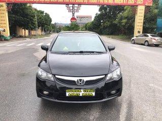 Honda Civic 1.8MT năm sản xuất cuối 2009, màu đen