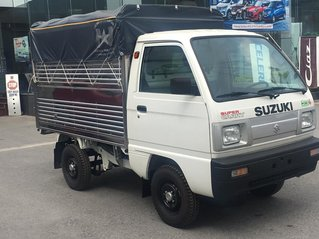 Suzuki Carry Truck, xe tải 5 tạ khuyến mãi lớn nhất năm. Trả góp từ 80 triệu nhận xe