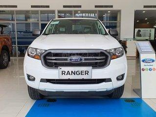 Ford Ranger XLS AT mới 2020, màu trắng, nhập khẩu Thái