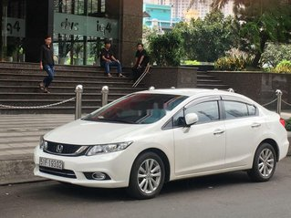 Bán xe Honda Civic đời 2015, màu trắng số tự động, giá chỉ 515 triệu