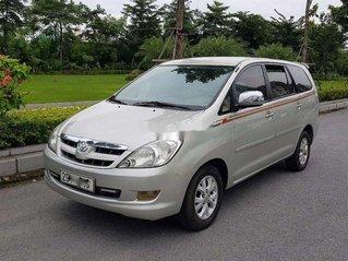Cần bán lại xe Toyota Innova 2006, màu bạc