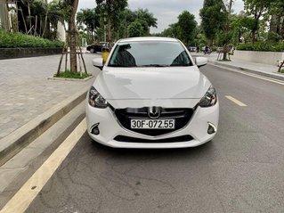 Chính chủ bán Mazda 2 đời 2018, màu trắng như mới, 472 triệu