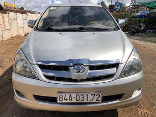Cần bán Toyota Innova G đời 2006, màu ghi vàng xe gia đình