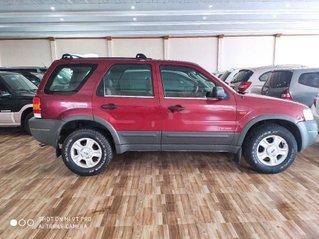 Bán xe Ford Escape đời 2003, màu đỏ số tự động