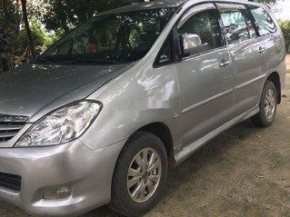 Bán Toyota Innova năm 2007, màu bạc