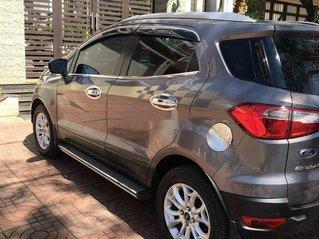 Cần bán Ford EcoSport đời 2016, màu xám, nhập khẩu