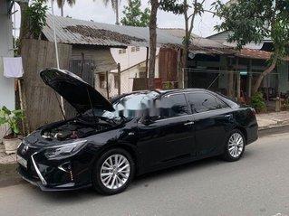 Cần bán lại xe Toyota Camry sản xuất 2015, màu đen