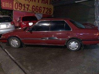 Bán Honda Accord đời 1987, màu đỏ, nhập khẩu, máy chất
