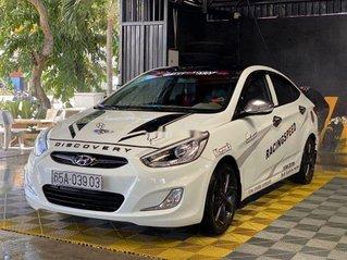 Cần bán gấp Hyundai Accent Blue sản xuất 2013, nhập khẩu nguyên chiếc còn mới