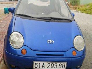 Cần bán gấp Daewoo Matiz đời 2003, màu xanh lam, nhập khẩu nguyên chiếc xe gia đình