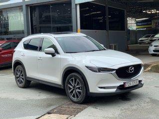 Bán lại xe Mazda CX 5 năm sản xuất 2019, màu trắng như mới