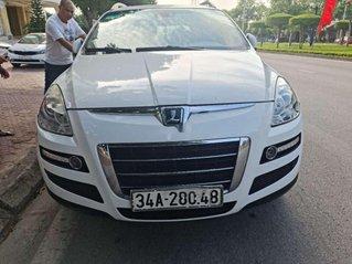 Cần bán Luxgen U7 sản xuất 2011, màu trắng, xe nhập, 335 triệu
