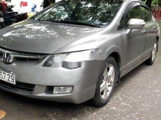 Cần bán gấp Honda Civic 2007, màu xám