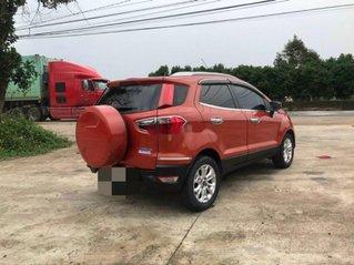 Bán Ford EcoSport đời 2015, màu cam, giá cạnh tranh