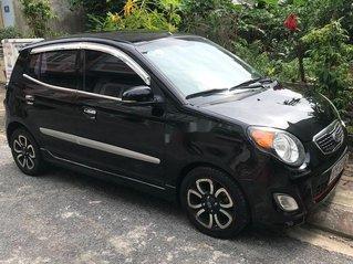 Kia Morning SLX sản xuất 2010, màu đen, nhập khẩu, giá chỉ 228 triệu