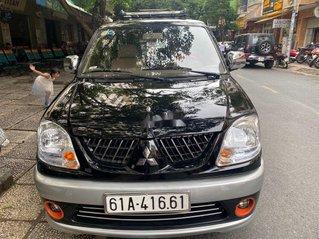 Cần bán gấp Mitsubishi Jolie MT sản xuất 2006, giá thấp, động cơ ổn định