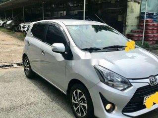 Bán ô tô Toyota Wigo đời 2019, màu bạc, nhập khẩu
