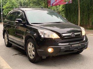Chính chủ bán Honda CR V sản xuất 2010, màu đen, nhập khẩu nguyên chiếc