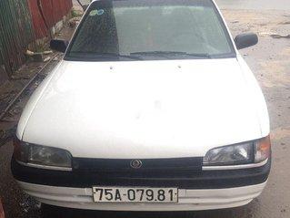 Bán ô tô Mazda 323 sản xuất năm 1995, màu trắng, nhập khẩu