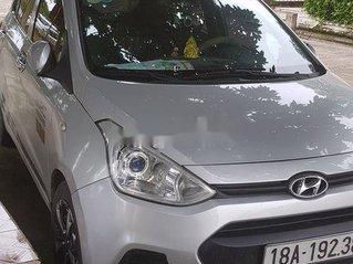 Bán xe Hyundai Grand i10 đời 2008, màu bạc, nhập khẩu