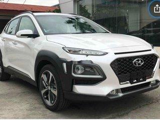 Bán Hyundai Kona 2018, màu trắng, xe nhập
