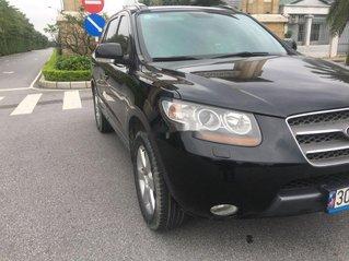 Chính chủ bán Hyundai Santa Fe SLX 2010, màu đen, nhập khẩu