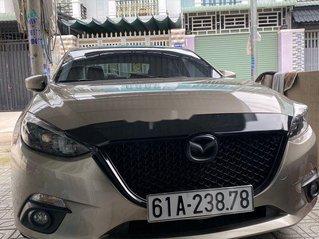 Cần bán Mazda 3 năm 2016, giá tốt, chính chủ sử dụng còn mới, chạy ít