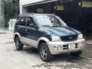 Bán Daihatsu Terios MT năm 2003 giá cạnh tranh, xe giá thấp, động cơ ổn định