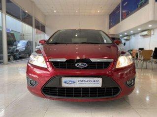 Cần bán xe Ford Focus đời 2013, màu đỏ, giá 369tr