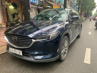 Cần bán Mazda CX-8 2.5 Premium SX 2019, xanh lam