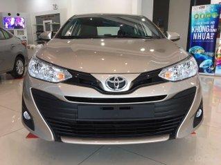 Toyota Vios 1.5E số sàn giá tốt, khuyến mãi hấp dẫn, đủ màu giao ngay, hỗ trợ tài chính 85%/8 năm