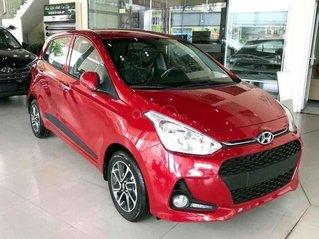 Cần bán xe Hyundai Grand i10 đời 2020, màu đỏ