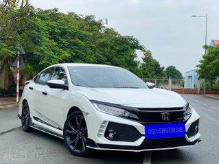 Bán Civic RS 2019, màu trắng